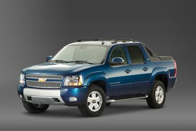 Used 2009 Chevrolet Avalanche 1500 LTZ