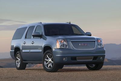 Used 2009 GMC Yukon XL Denali
