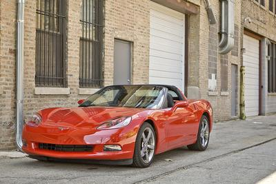 Used 2009 Chevrolet Corvette ZR-1