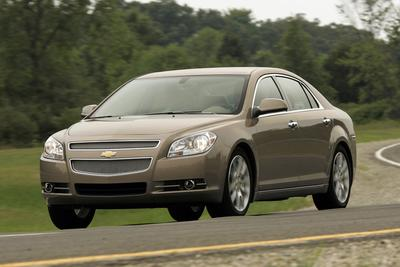 New 2009 Chevrolet Malibu LT