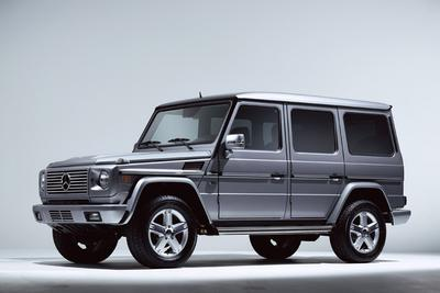 2009 Mercedes-Benz G 550 4MATIC