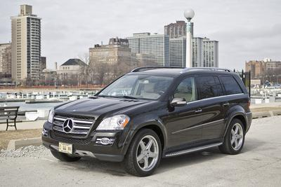 Used 2009 Mercedes-Benz GL550 4MATIC