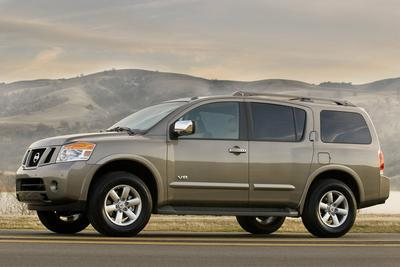 Used 2009 Nissan Armada SE