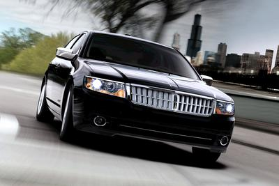 Used 2009 Lincoln MKZ Base