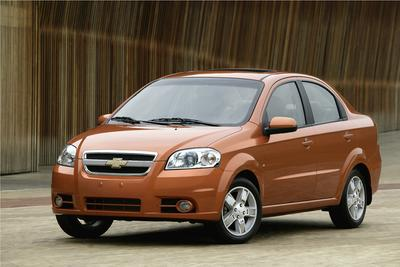 Used 2009 Chevrolet Aveo LT