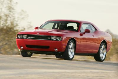 Used 2009 Dodge Challenger SRT8