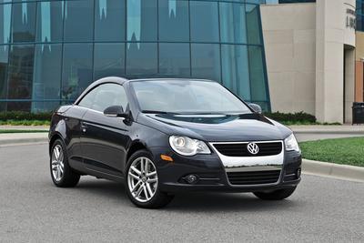 Certified 2009 Volkswagen Eos Komfort