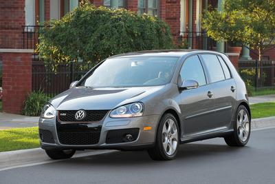 Used 2009 Volkswagen GTI 4-Door