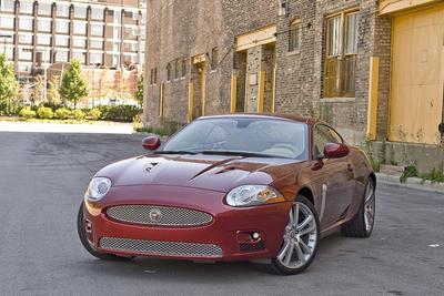 Used 2009 Jaguar XKR