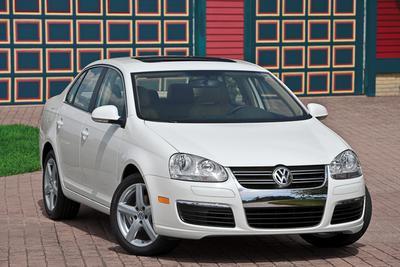 Used 2009 Volkswagen Jetta SE