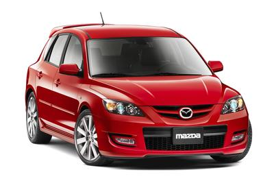 Used 2009 Mazda MazdaSpeed3 Grand Touring