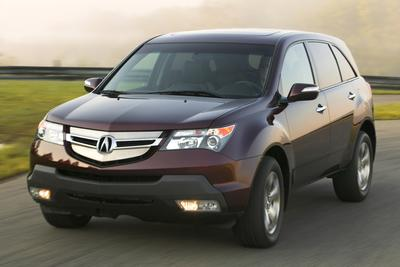 2009 Acura MDX Technology