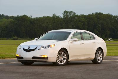 Used 2009 Acura TL Technology