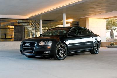Used 2009 Audi A8 L 4.2 quattro