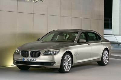 Used 2009 BMW 750 Li