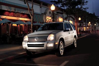 Used 2009 Mercury Mountaineer Premier