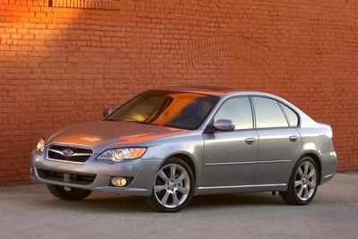 Used 2009 Subaru Legacy 2.5i Special Edition
