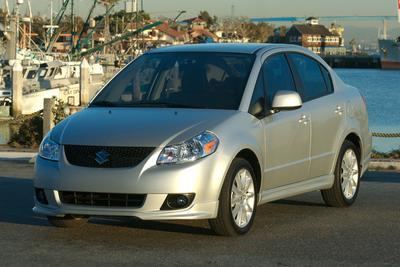 Used 2009 Suzuki SX4 LE