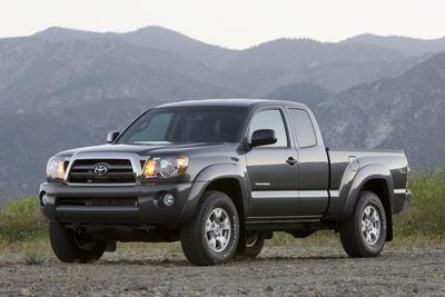 2009 Toyota Tacoma PreRunner Double Cab