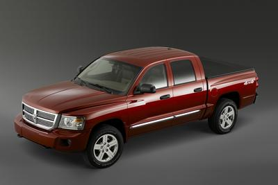2009 Dodge Dakota TRX