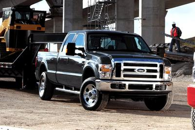 2009 Ford F-350 Lariat Super Duty