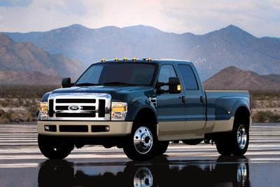 Used 2009 Ford F450 Lariat