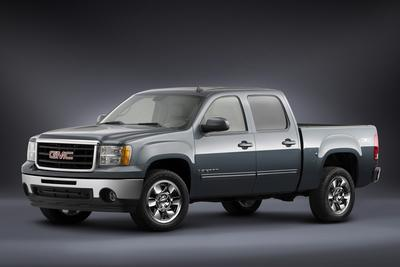 New 2009 GMC Sierra 1500