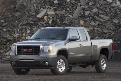 Used 2009 GMC Sierra 2500 Work Truck