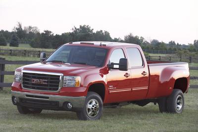 Used 2009 GMC Sierra 3500 SLE