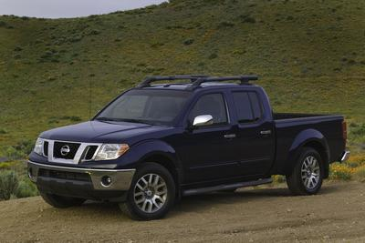 Used 2009 Nissan Frontier SE Crew Cab
