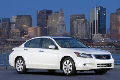 2009 Honda Accord LX-P