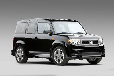 Used 2009 Honda Element LX