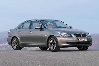 Used 2009 BMW 550 i