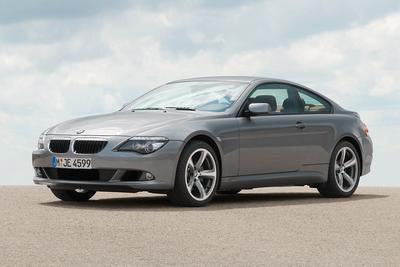 Used 2009 BMW 650 i