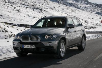 Used 2009 BMW X5 xDrive48i