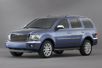 2009 Chrysler Aspen Limited