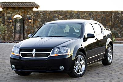Used 2009 Dodge Avenger SE