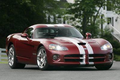 Used 2009 Dodge Viper SRT-10