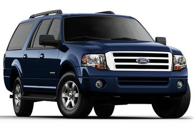 Used 2009 Ford Expedition SSV