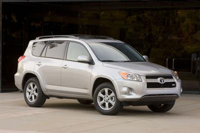 Used 2009 Toyota RAV4 Ltd