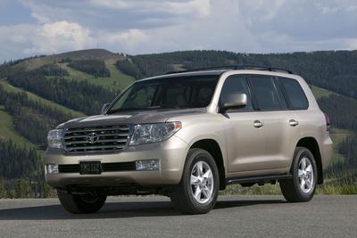 Used 2009 Toyota Land Cruiser V8