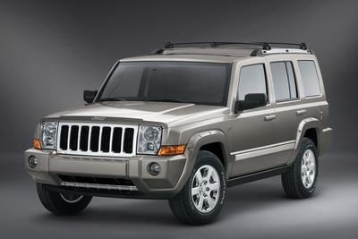 Used 2009 Jeep Commander Sport