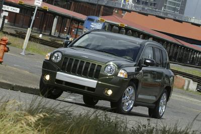 Used 2009 Jeep Compass Sport