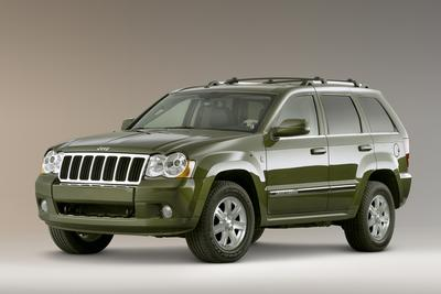 Used 2009 Jeep Grand Cherokee SRT8
