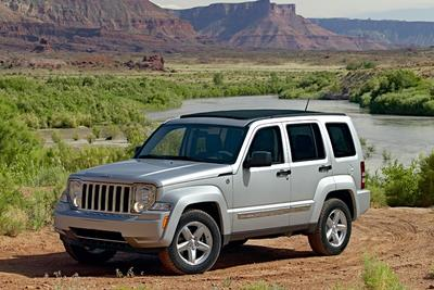 Used 2009 Jeep Liberty Limited