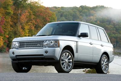 Used 2009 Land Rover Range Rover Supercharged