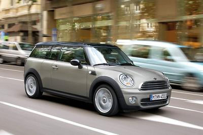 Used 2009 MINI Cooper Clubman