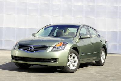 Used 2009 Nissan Altima Hybrid