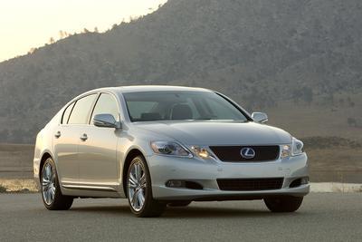 Used 2009 Lexus GS 450h