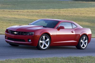 Used 2010 Chevrolet Camaro 2LT